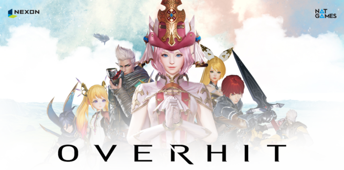 Overhit launch image