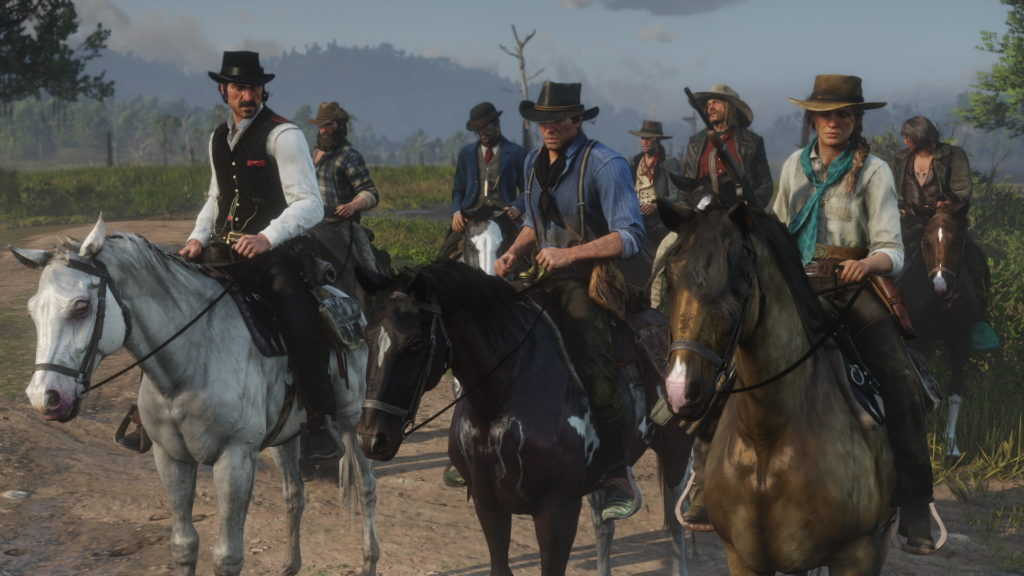 Red Dead Redemption 2 Cheat Code image 3