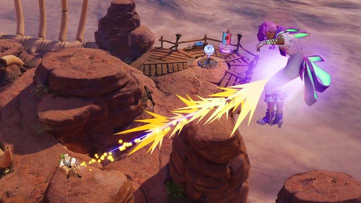 Rocket Arena megablast