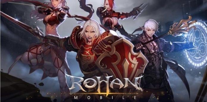 เก็บทุกรายละเอียด Rohan Mobile เกมมือถือสุดอลังการเผย LOGO ใหม่สุดแจ่ม