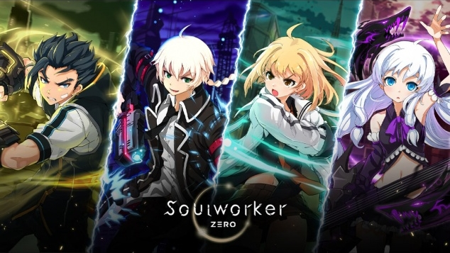 Soul Worker: Zero สุดเมะสานต่อความสนุกบนมือถือเปิดให้ลงทะเบียนแล้ว
