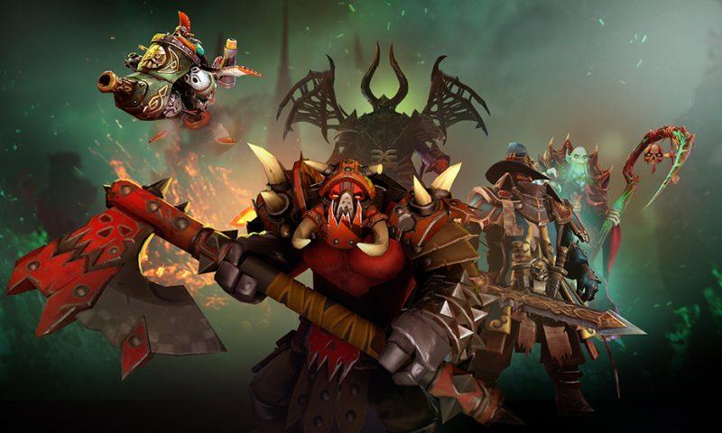 Valve จดทะเบียนชื่อ Dota Underlords คาดเป็นเกมใหม่