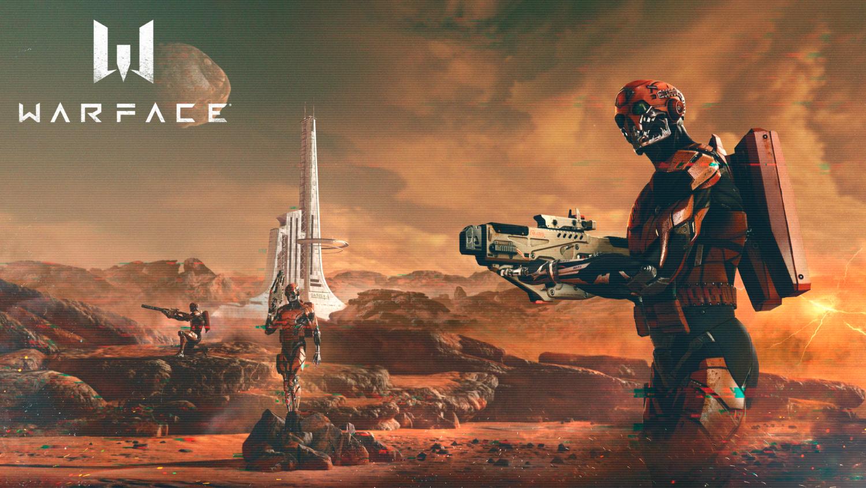 Warface Mars update SED