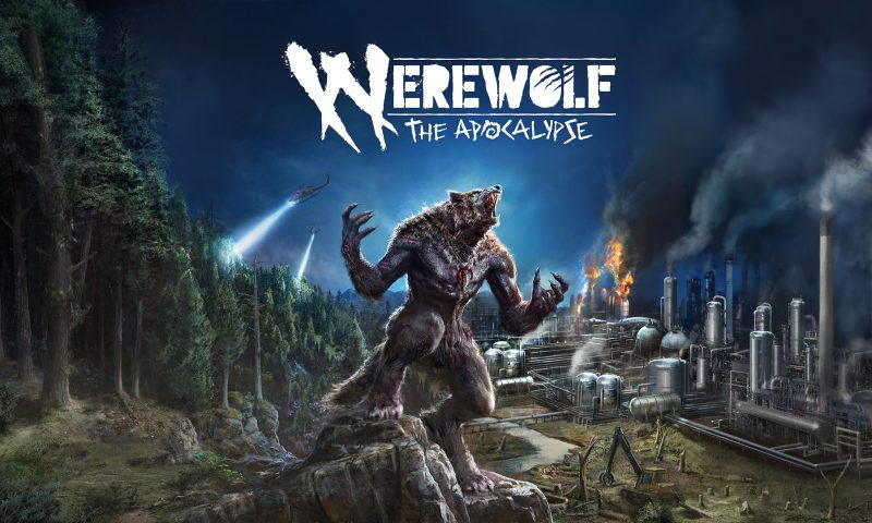 Werewolf: The Apocalypse แอคชั่น RPG สุดดาร์กแห่งจักรวาลแวมไพร์