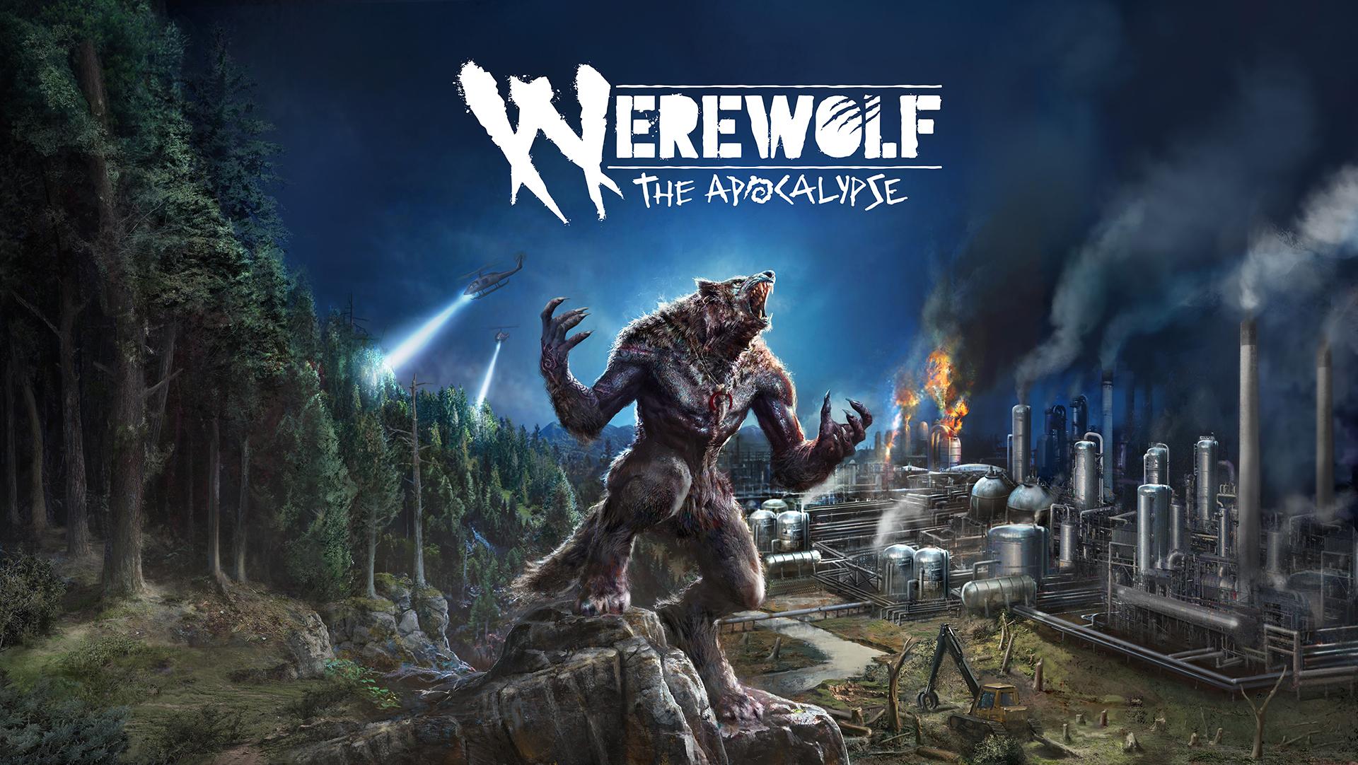 Werewolf artwrok logo