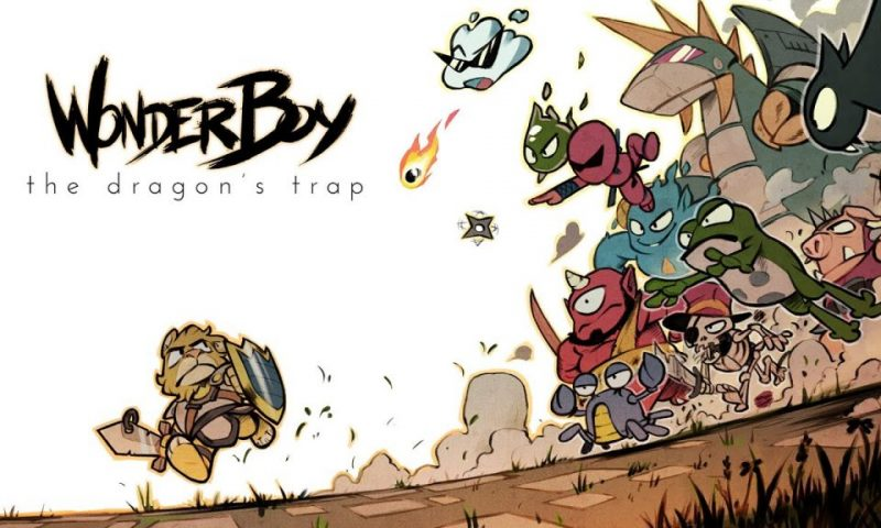 Wonder Boy: The Dragon's Trap เกมมือถือสุดอินดี้กำลังจะมาเร็วๆ นี้