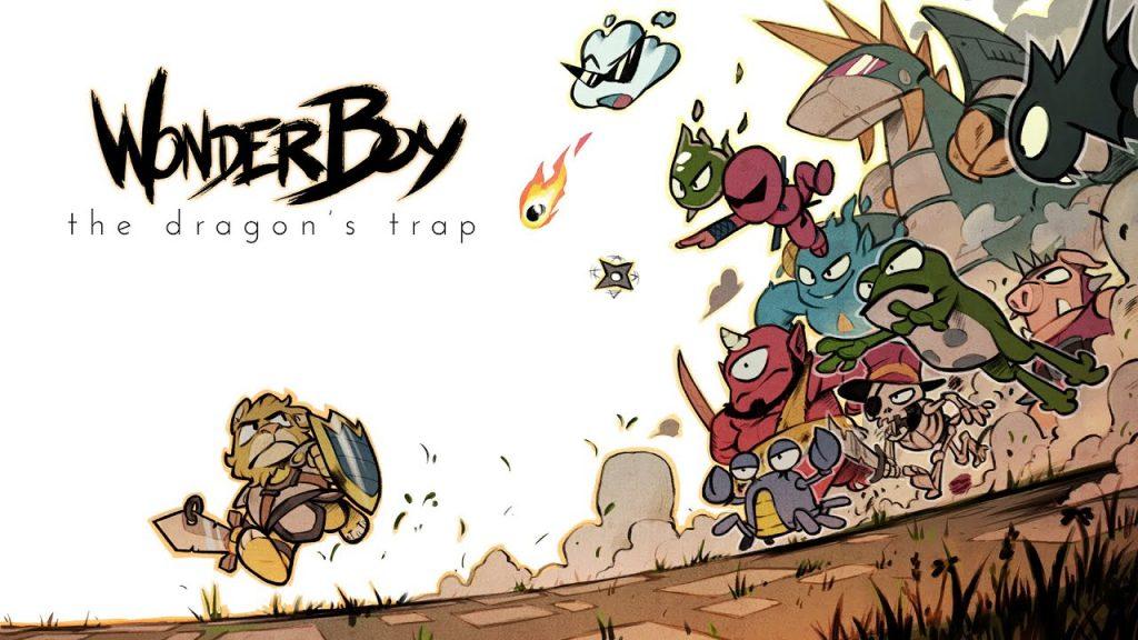 Wonder Boy The Dragon's Trap 452019 1
