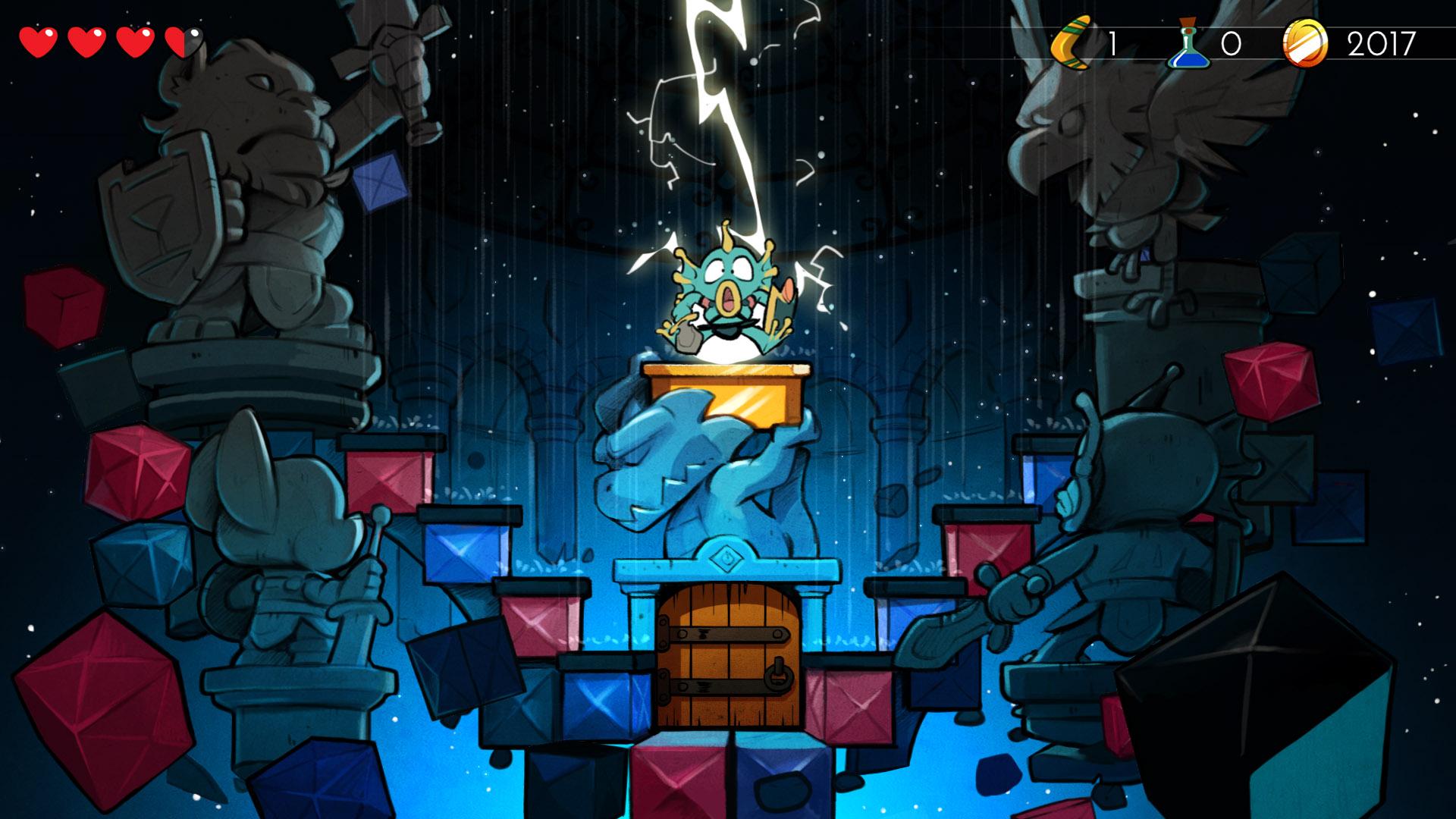 Wonder Boy The Dragon's Trap 452019 3