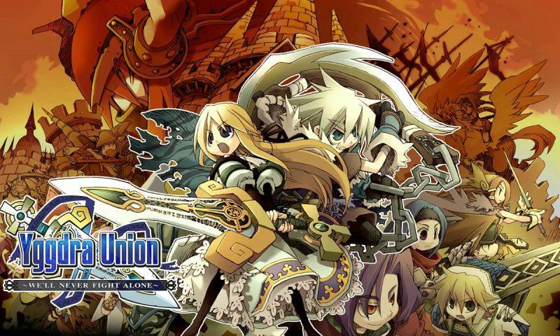Yggdra Union เกมมือถือ RPG ตัวใหม่จากแดนซามูไรญี่ปุ่นเปิดให้ผจญภัยแล้ว