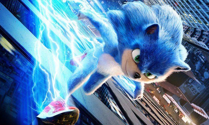ชาวเน็ตไม่ถูกใจรูปร่างของ Sonic ในภาพยนตร์เรื่อง Sonic the Hedgehog