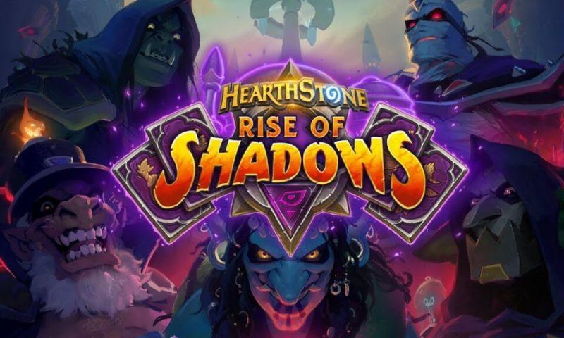 ตั้งตารอ Hearthstone ปล่อยภาคเสริมเงา Rise of Shadows กลางพฤษภานี้