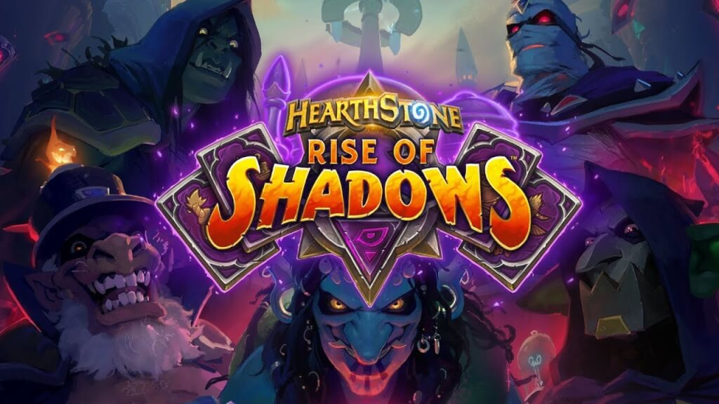 hearthstone rise of shadow