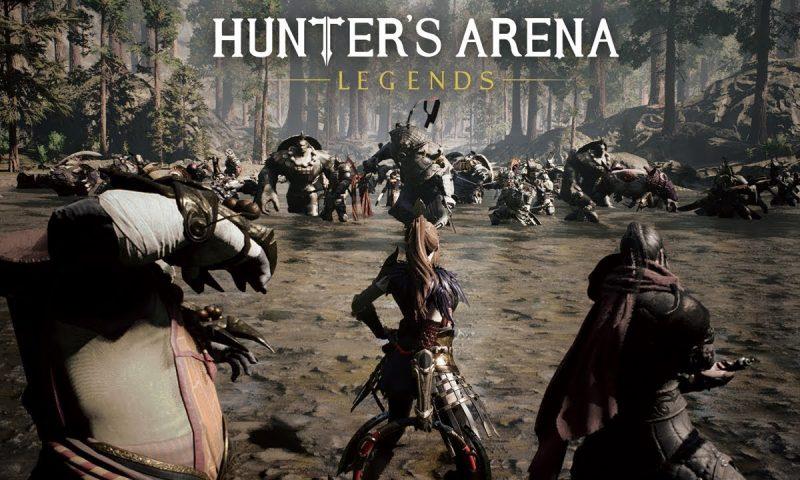 Hunter's Arena: Legends สุดยอดเกมตอบโจทย์สายบู้ที่เกมเมอร์ห้ามพลาด