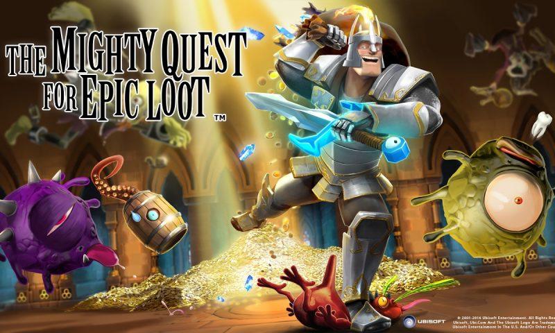 ลั่นมั้ย Ubisoft ย้ำ Mighty Quest  ฟื้นตำนานลากมาฆ่าบนมือถือกรกฎาคมนี้
