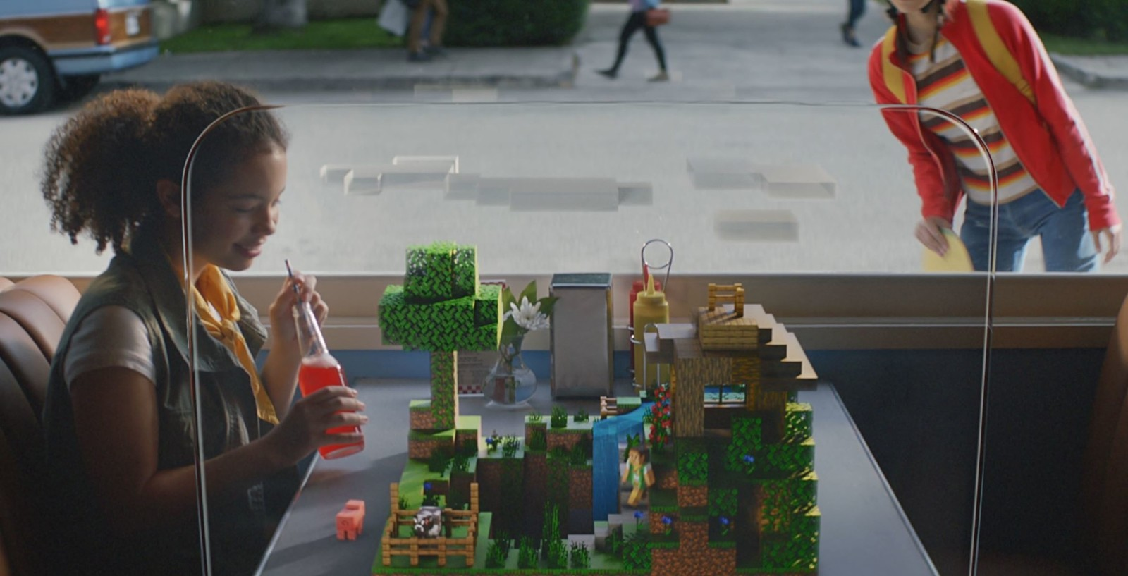 minecraft earth build plate