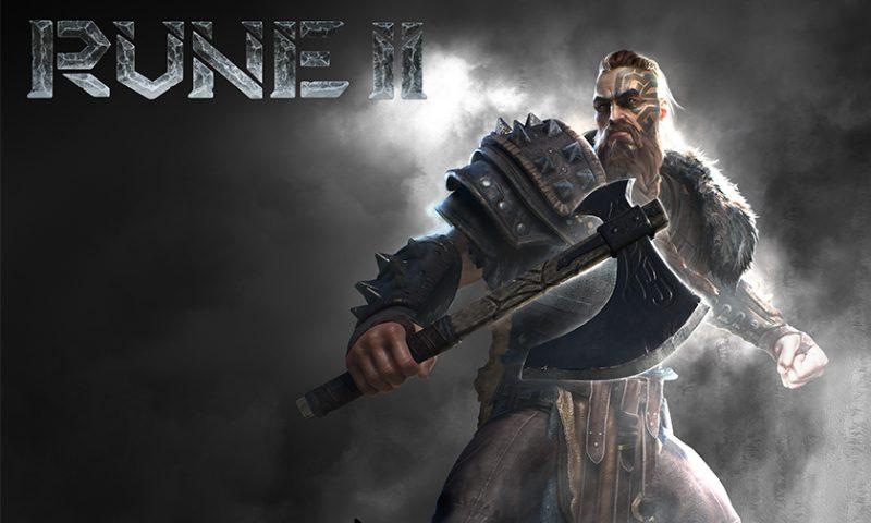เข้าสู่ยุคมืด Rune II เผยตัวอย่างใหม่ยันคลอดแน่ปี 2019