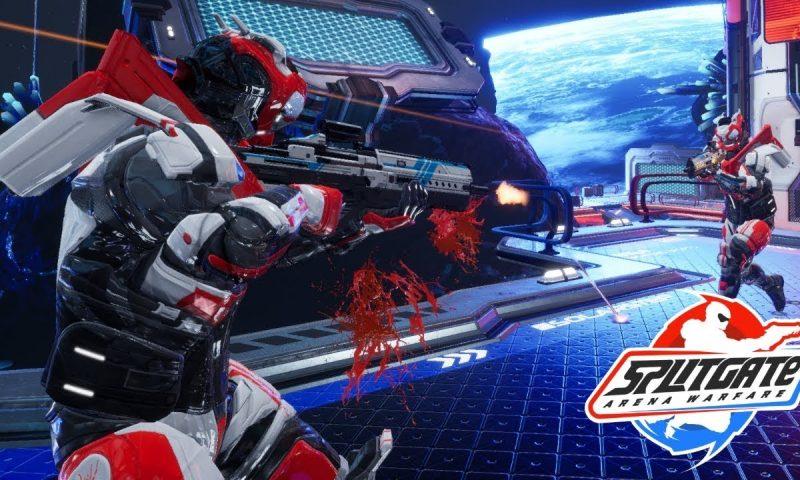 อารีน่าแตก Splitgate: Arena Warfare ชวนหัวร้อนฟรีผ่าน Steam วันนี้