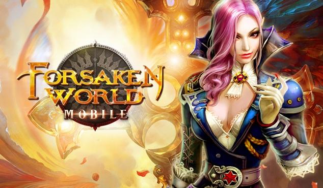 Forsaken World Mobile ทำการ Remake เกมเรือธงจาก Perfect World