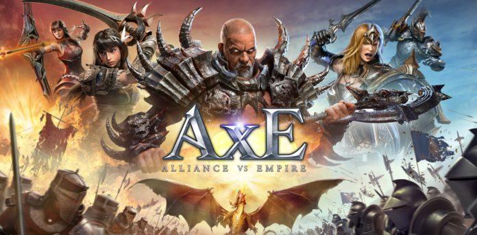 AxE: Alliance vs Empire เกมมือถือสุดเดือดอัพเดทครั้งใหญ่เอาใจแฟนเกม