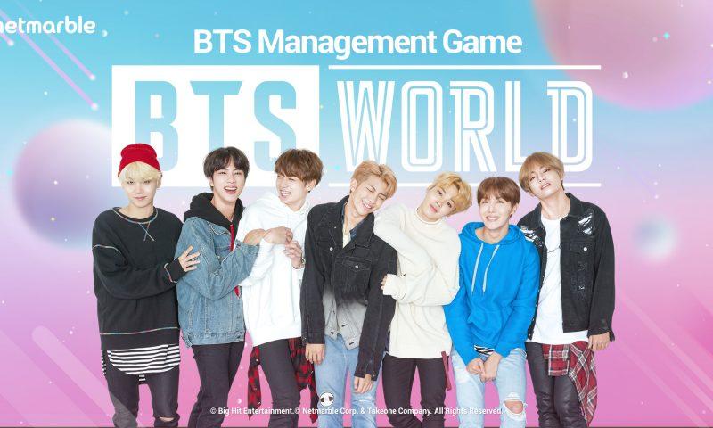 BTS WORLD เพลง OST พร้อมวางจำหน่ายแล้ววันนี้พร้อมกันทั่วโลก