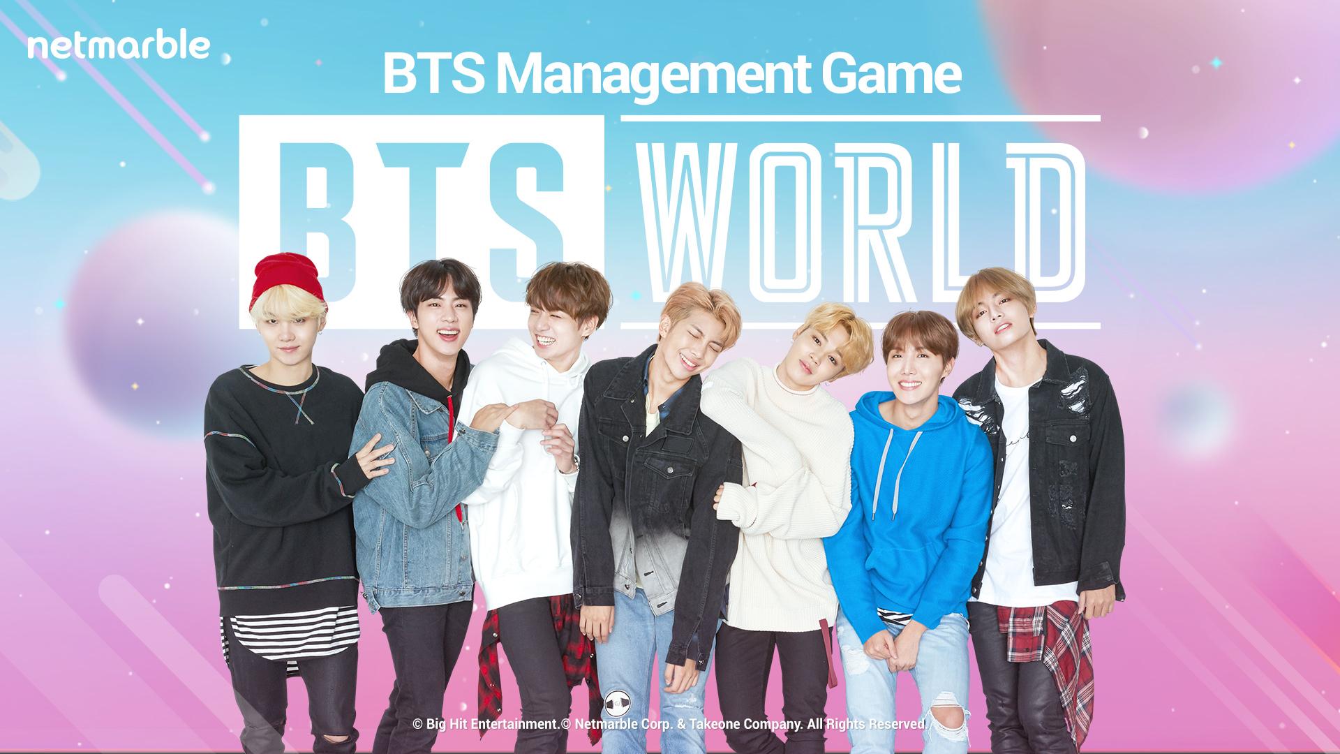 BTS WORLD Keyart EN 1
