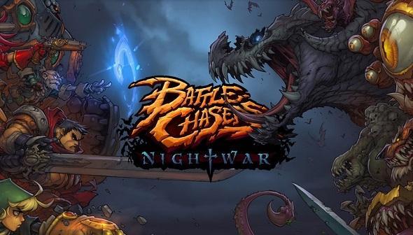 ความมันส์บังเกิด Battle Chasers: Nightwar เปิดลงทะเบียนเวอร์ชั่น Adroid