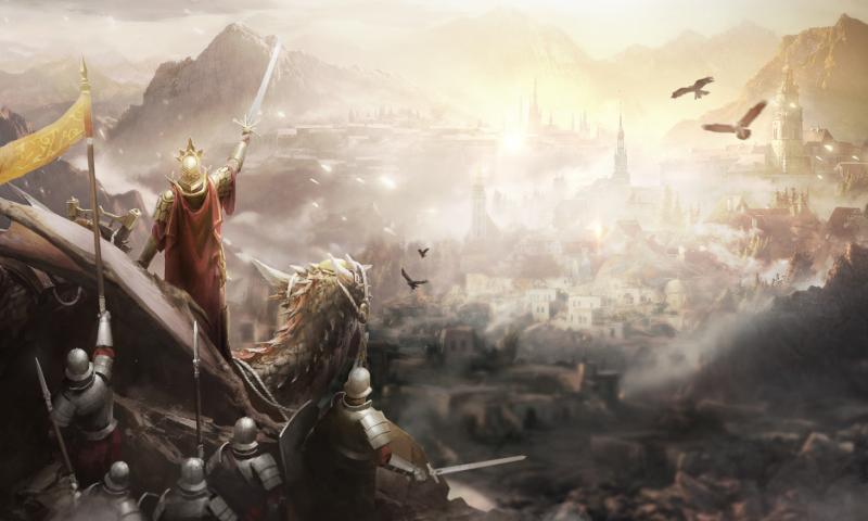 Divinity Saga อารยธรรมอันยิ่งใหญ่สู่มหาสงครามเหล่าทวยเทพ