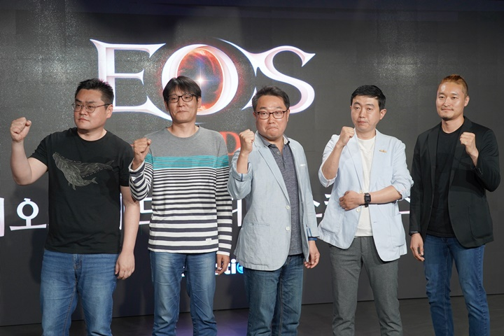 EOS RED media event photo 1