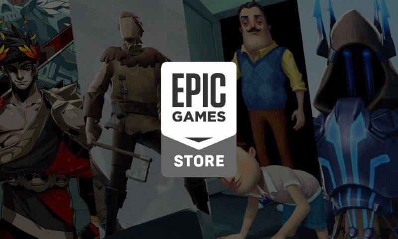 แนะนำ 10 อันดับ เกมน่าเล่นบน Epic Games Store
