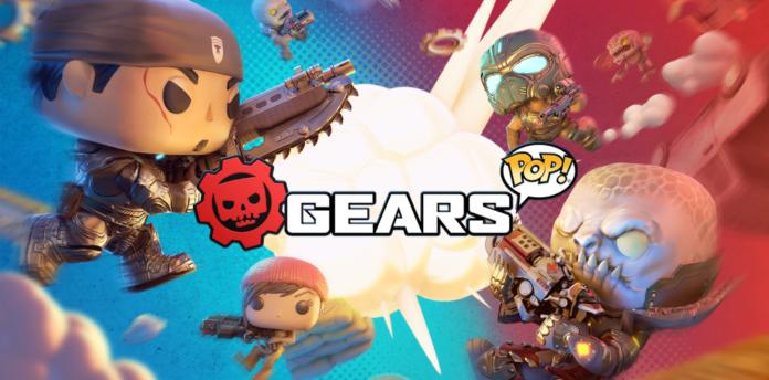 มาซะที Gears POP! เกมสะสมฟิกเกอร์สุดคิวท์จาก Coalition และ Funko