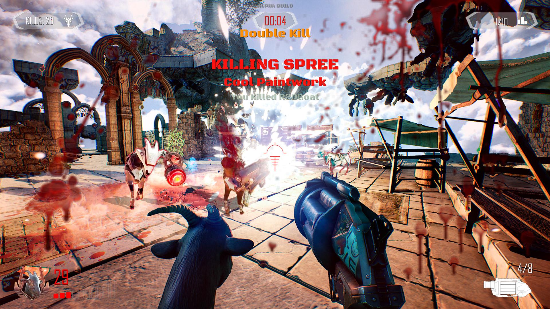 Goat of Duty screenshot 2