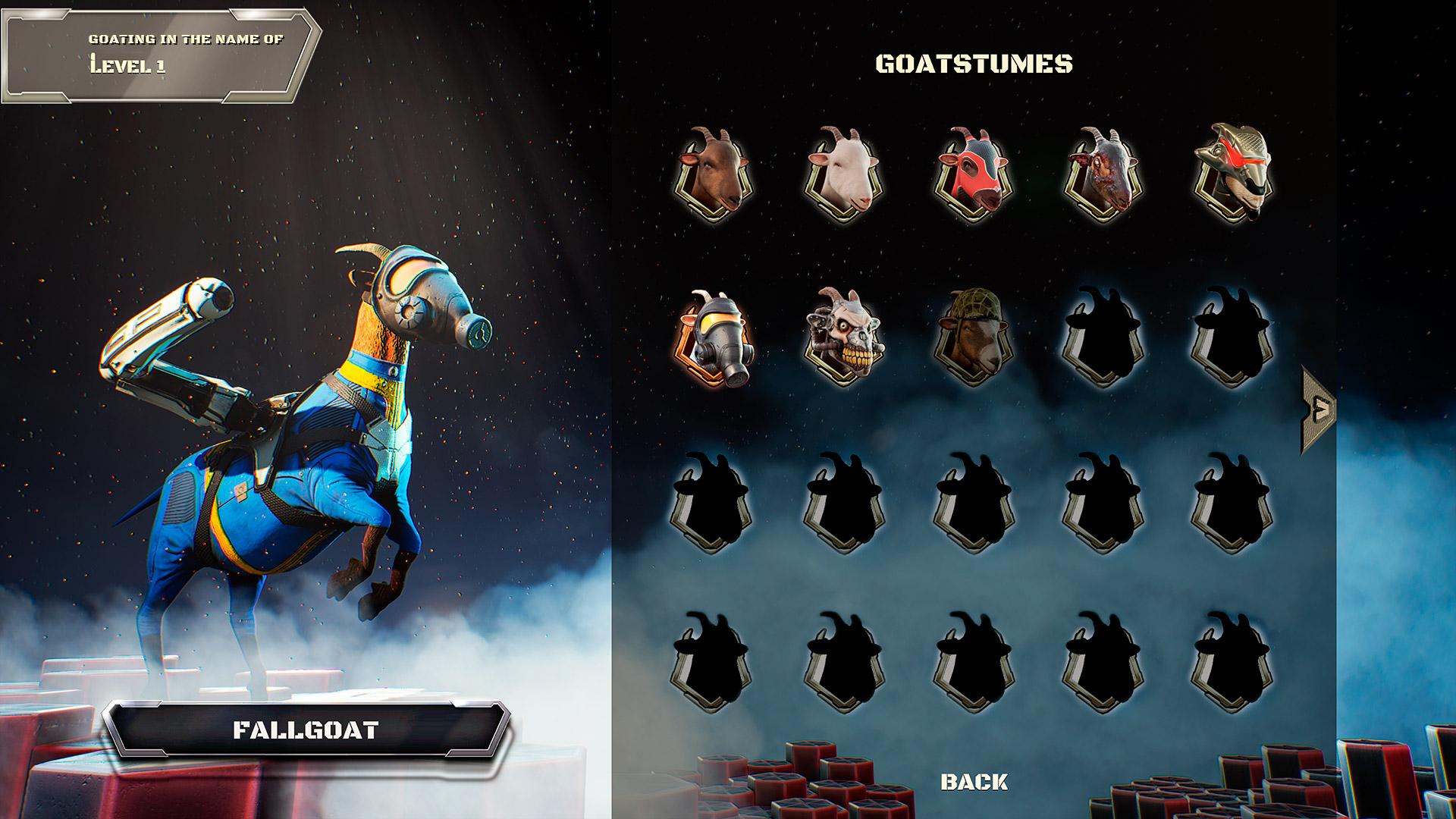 Goat of Duty screenshot 3