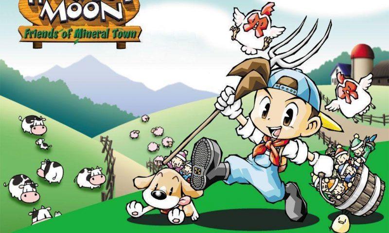 ย้อนวันวาน Harvest Moon: Mad Dash เตรียมเปิดตัวบน PS4 และ Switch