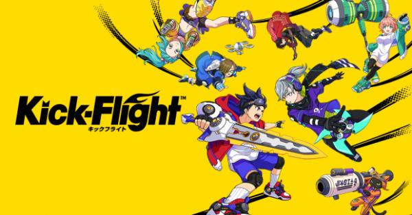 นึกว่าเป็นเมะ Kick Flight เกมมือถือ Action Fighter ปล่อยตัวอย่างใหม่