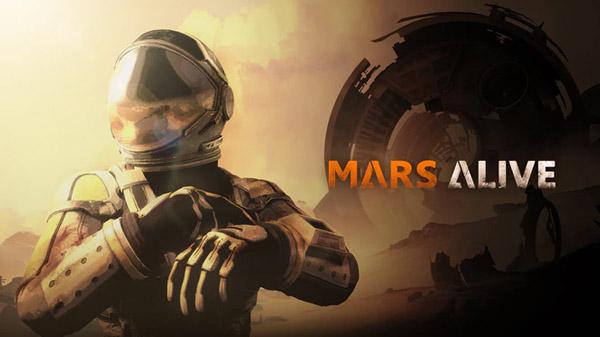 Mars Alive เอาชีวิตรอดตามสไตล์ Sci-fi Survival เตรียมเปิด 18 มิถุนายนนี้