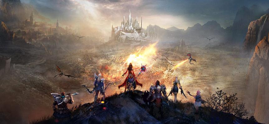 Mia Online เกมมือถือแนว MMORPG  แฟนตาซีเตรียม OBT พรุ่งนี้