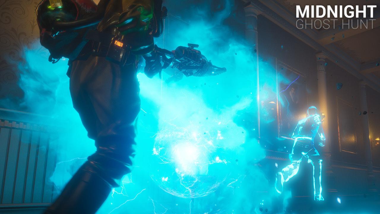Midnight Ghost Hunt screenshot 2