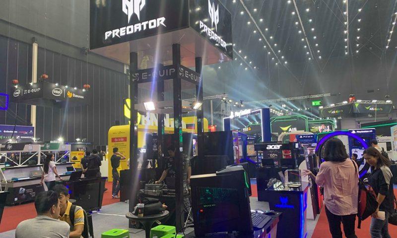 เก็บตกบูธ Predator ในงาน Thailand Game Expo มีเปิดตัวสินค้าใหม่เพียบ