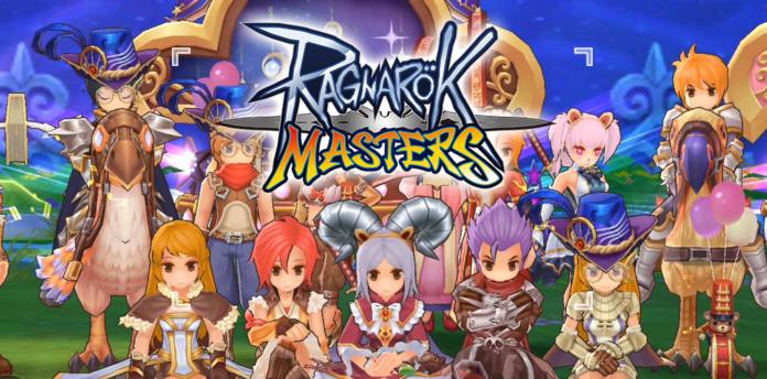 Ragnarok Masters เกมมือถือ ROM เซิร์ฟเวอร์ญี่ปุ่นเปิดให้เล่นแล้ววันนี้