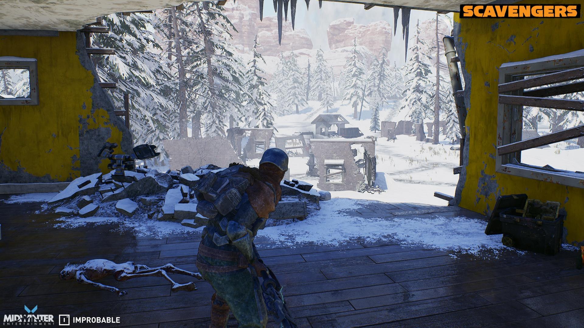 Scavengers E3 2019 screenshot 1