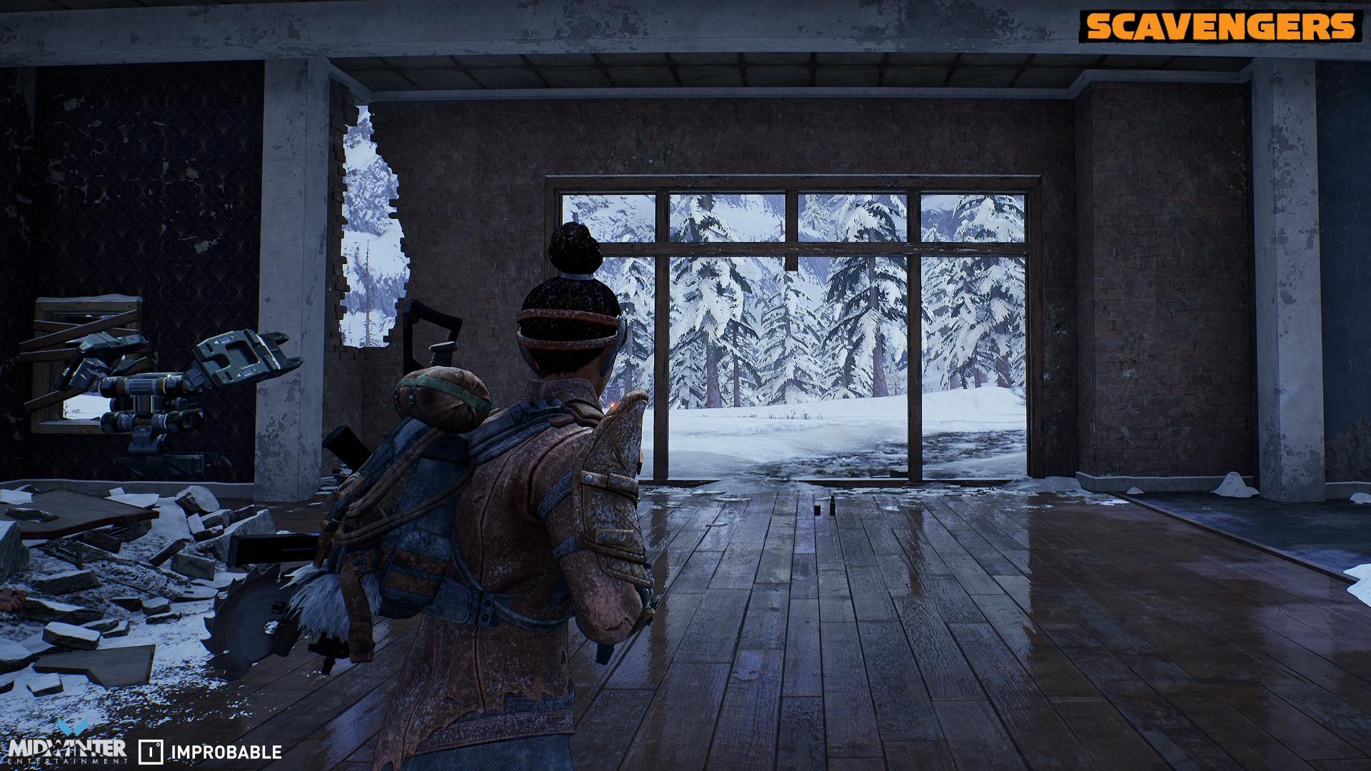 Scavengers E3 2019 screenshot 2