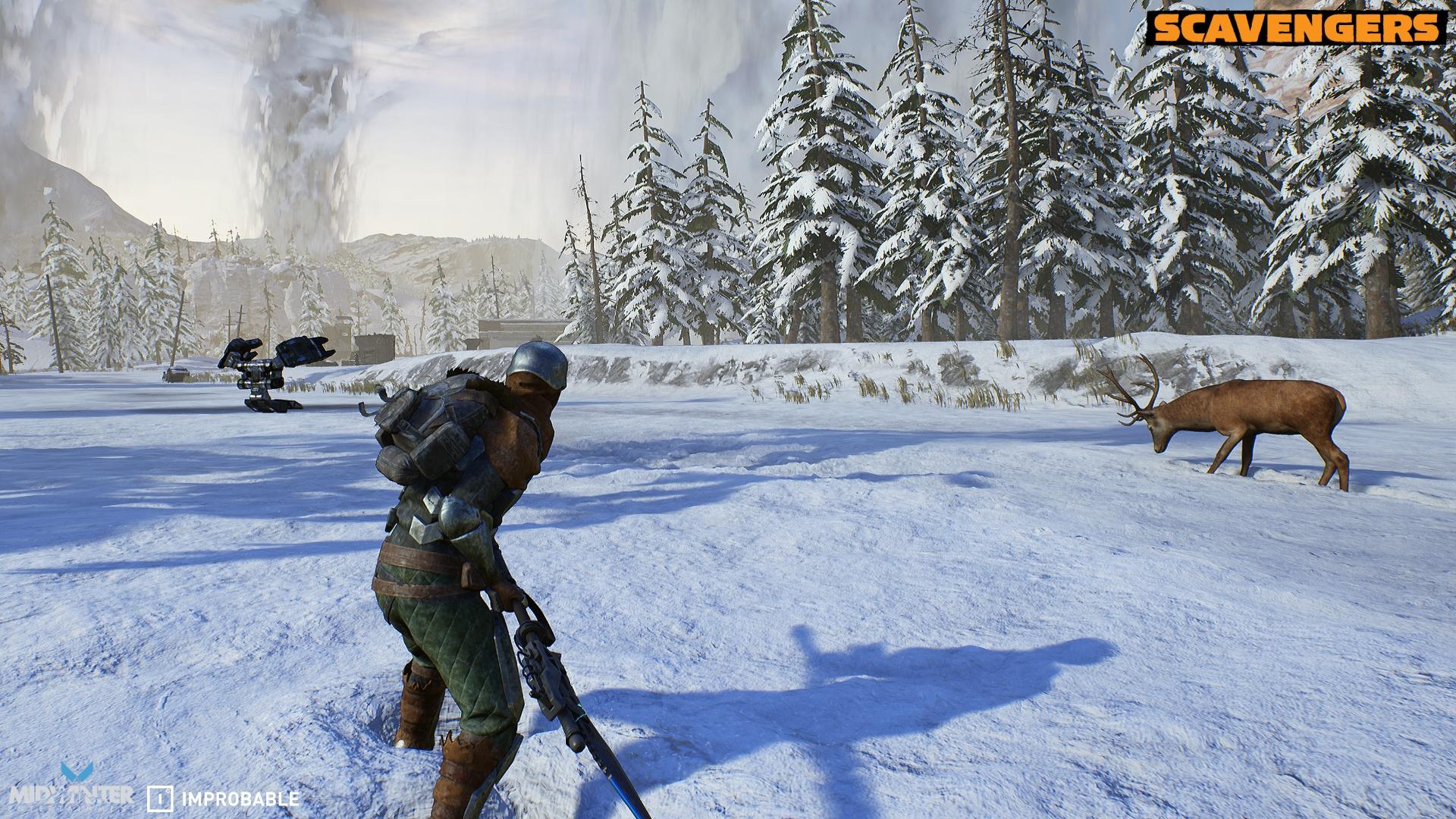 Scavengers E3 2019 screenshot 3