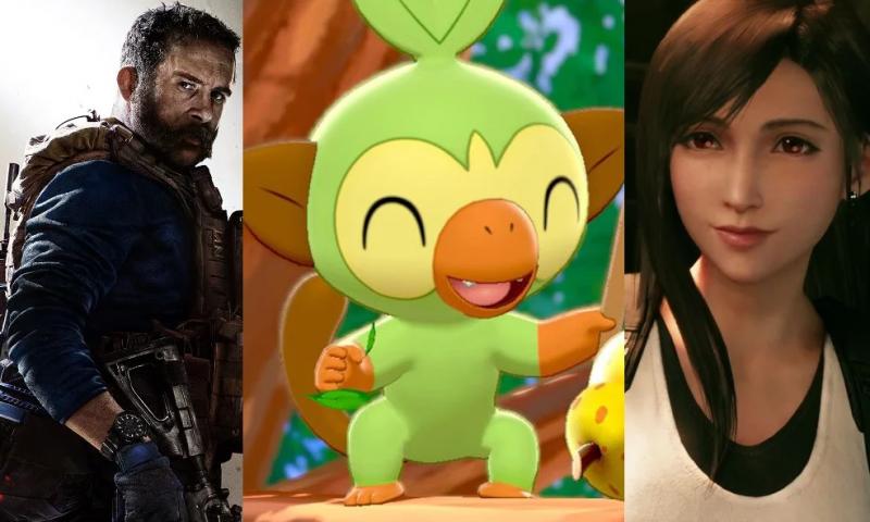 10 อันดับเกมที่มียอด Pre-order สูงสุดในงาน E3 2019