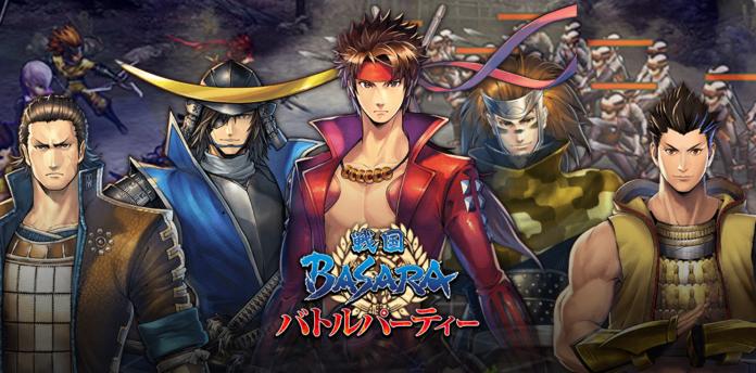 """มาแล้ว เกมเพลย์แรก """"ซามูไรสู้รบ"""" Sengoku Basara: Battle Party"""
