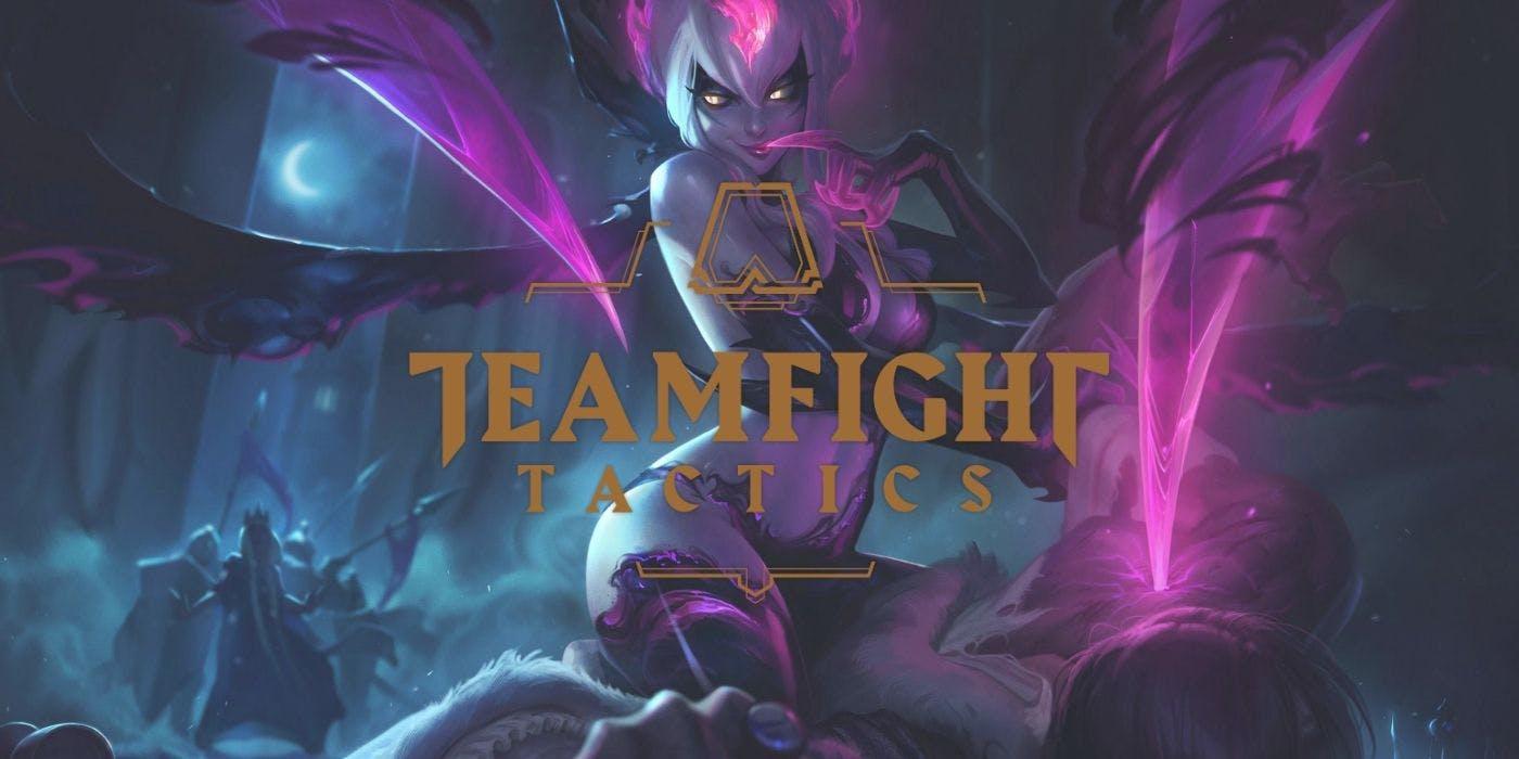 Teamfight Tactics Cover