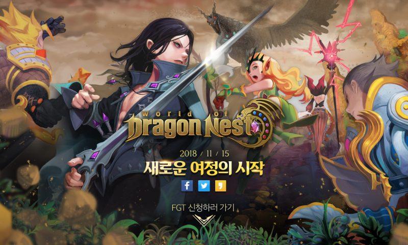 เผย 5 คอนเทนท์ใหม่ที่ทำให้ World of Dragon Nest แตกต่างจากภาคอื่น