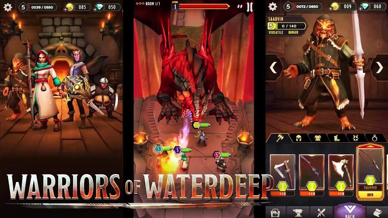 Warriors of Waterdeep 00