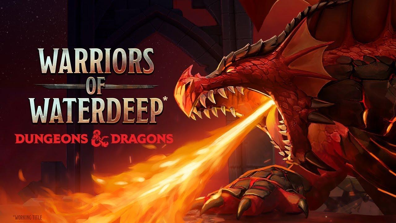 Warriors of Waterdeep cover