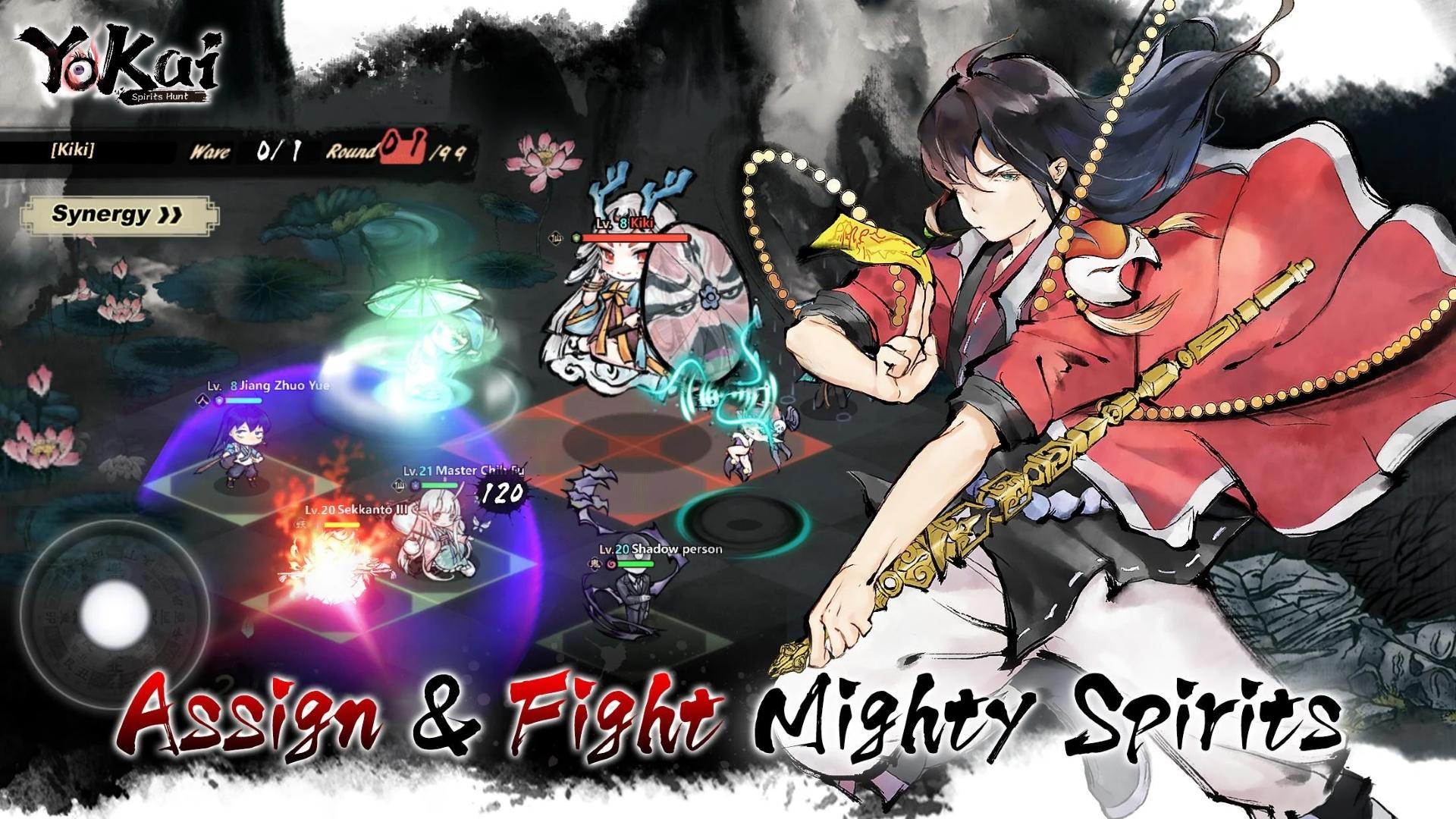 Yokai Spirits Hunt image 1