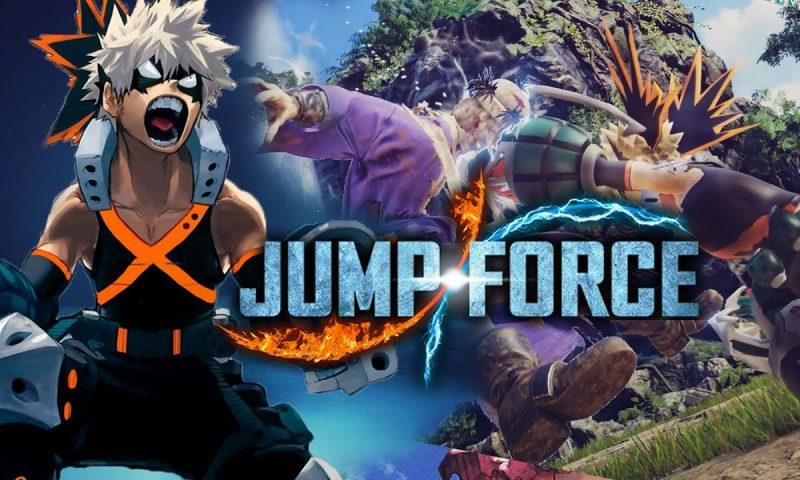 กรี๊ดให้ลั่น Bakugo บุกจักรวาล Jump Force คนต่อไป